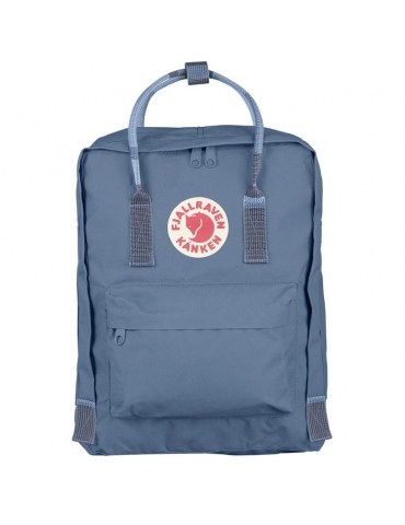 Zaino Fjallraven Kanken Blue Ridge - Random Blocked