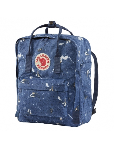 Zaino Fjallraven Kanken Art Blue Fable