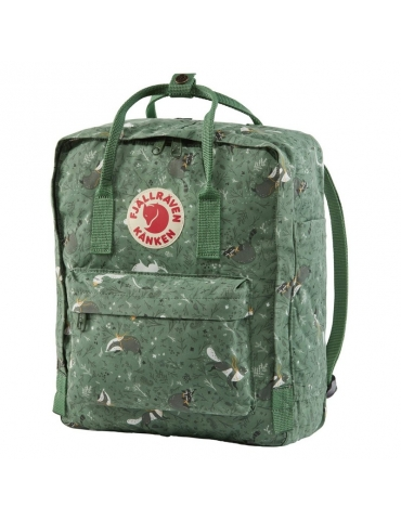 Zaino Fjallraven Kanken Art Green Fable