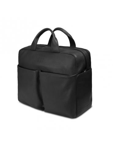 Borsa Moleskine Classic Double Briefcase Nera