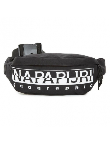 Marsupio Napapijri Happy Bum Bag Nero