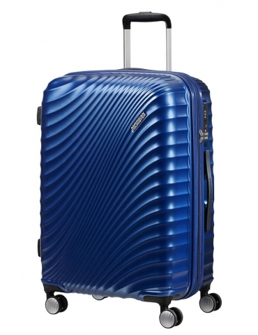 Trolley Medio American Tourister Jetglam 67/24 Metallic Blue
