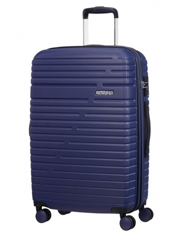 Trolley Medio American Tourister Aero Racer 68/25 Nocturne Blue