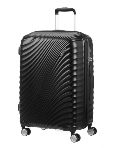 Trolley Medio American Tourister Jetglam 67/24 Metallic Black