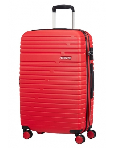 Trolley Medio American Tourister Aero Racer 68/25 Poppy Red