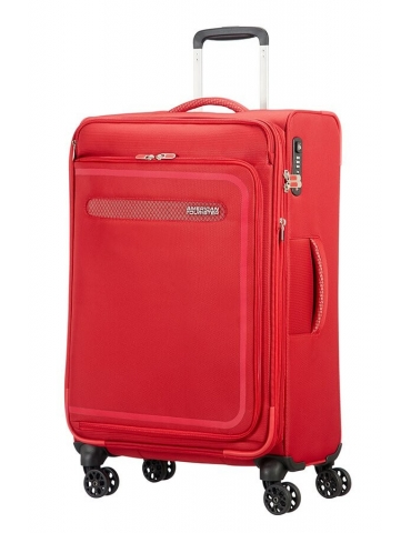 Trolley Medio American Tourister Airbeat 68/25 Pure Red
