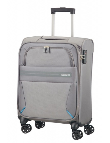 Trolley Cabina American Tourister Summer Voyager 55/20 Volt Grey