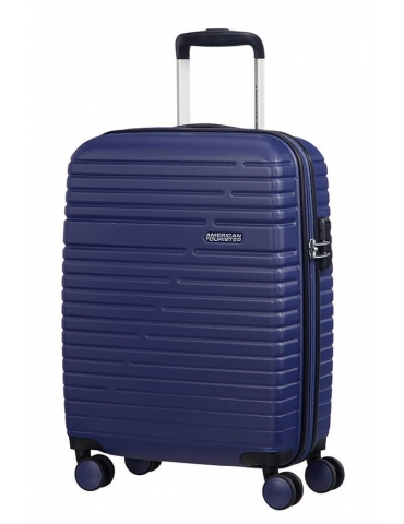 Trolley Cabina American Tourister Aero Racer 55/20 Nocturne Blue