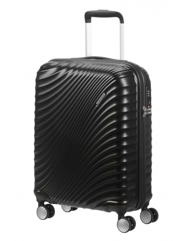 Trolley Cabina American Tourister Jetglam 55/20 Metallic Black
