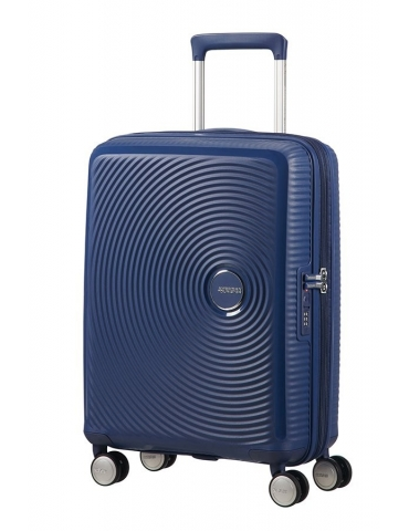 Trolley Cabina American Tourister Soundbox 55/20 Midnight Navy