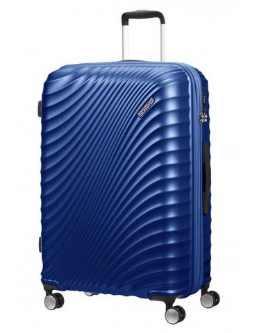 Trolley Grande American Tourister Jetglam 77/28 Metallic Blue