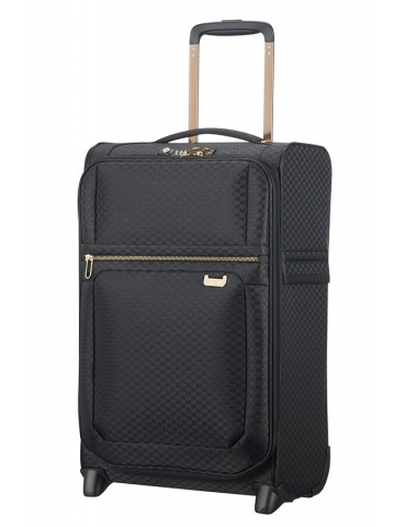 Trolley Cabina Samsonite Uplite/Upright 55/20 Black/Gold