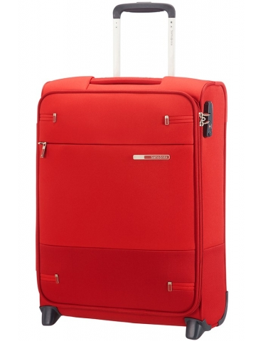 Trolley Cabina Samsonite Base Boost/Upright 55/20 Capri Red Stripes