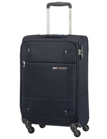 Trolley Cabina Samsonite Base Boost 55/20 Navy Blue Stripes