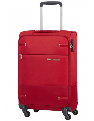 Trolley Cabina Samsonite Base Boost 55/20 Capri Red Stripes
