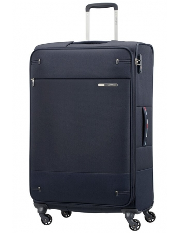 Trolley Grande Samsonite Base Boost 78/29 Navy Blue Stripes