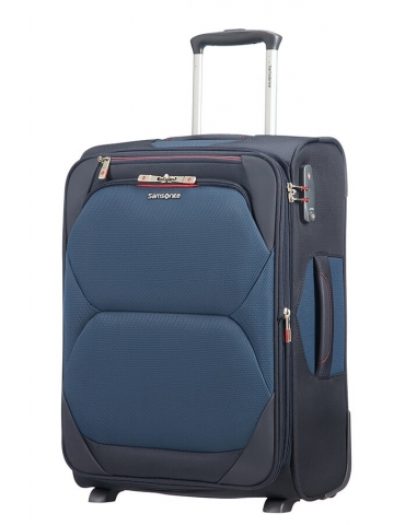 Trolley Cabina Samsonite Dynamore/Upright 55/20 Blu