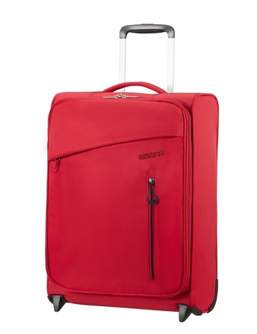 Trolley Cabina American Tourister Litewing/Upright 55/20 Formula Red