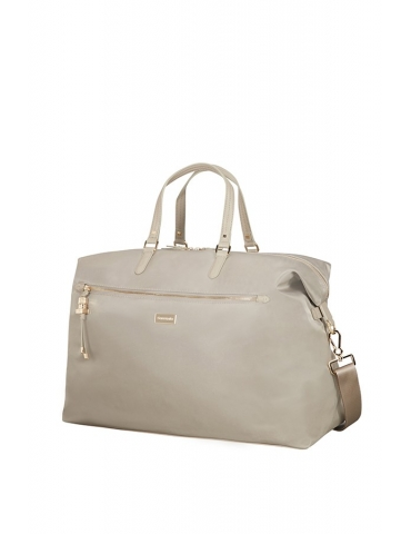 Borsone Donna Samsonite Karissa Biz 55/20 Light Taupe