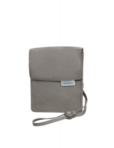 Borsa Portadocumenti da Collo Samsonite RFID Eclipse Grey