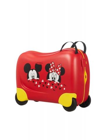 Trolley Cabina Samsonite Disney Dream Rider Mickey/Minnie Peeking