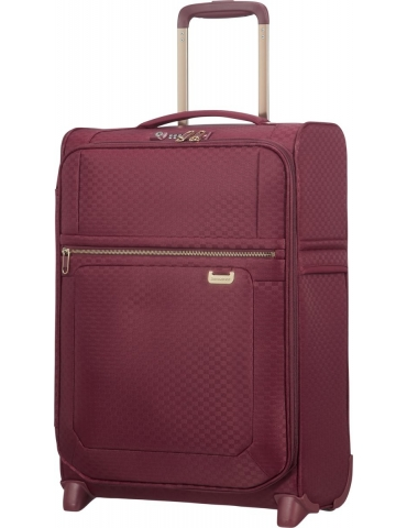Trolley Cabina Samsonite Uplite/Upright 55/20 Burgundy/Gold
