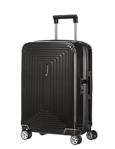 Trolley Cabina Samsonite Neopulse 55/20 Metallic Black