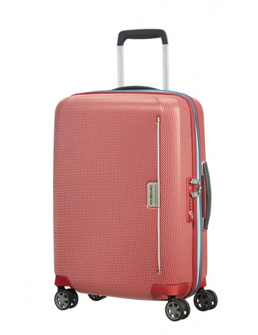 Trolley Cabina Samsonite Mixmesh 55/20 Red/Pacific Blue