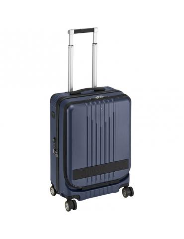 Trolley Cabina Montblanc x Pirelli MY4810 con Tasca Blu