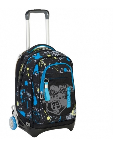 Zaino Trolley Seven New Jack Sprinkle