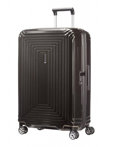 Trolley Medio Samsonite Neopulse 69/25 Metallic Black