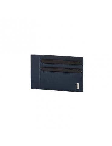 Portacarte Samsonite Nyx 3 SLG 701 Blu