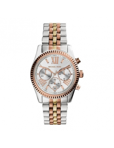 Orologio Donna Michael Kors Lexington Oro/Oro Rosa
