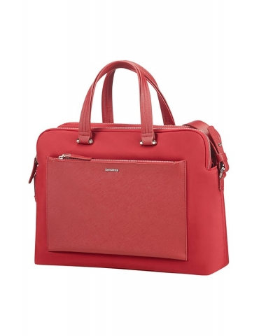 Borsa Business Donna Samsonite Zalia Rossa