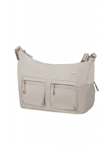 Borsa Tracolla Donna Samsonite Move 2.0 M Light Grey