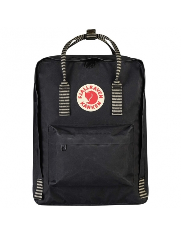 Zaino Fjallraven Kanken Black - Striped