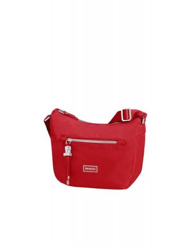 Borsa Donna Samsonite Karissa Hobo Bag Formula Red