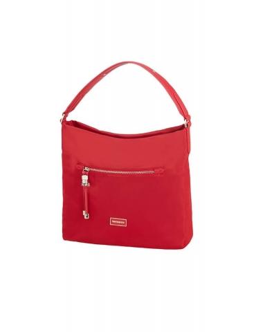 Borsa Donna Samsonite Karissa Hobo Bag L Formula Red