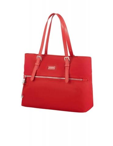 Shopping Bag Donna Samsonite Karissa M Formula Red
