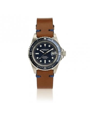 Orologio Spalding & Bros Bucksport Blu