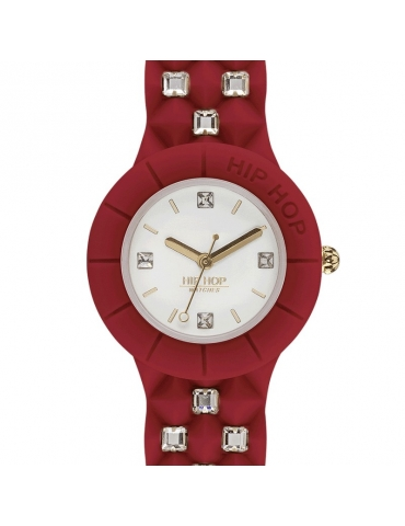 Orologio Hip Hop Donna Sweet Rebel Red