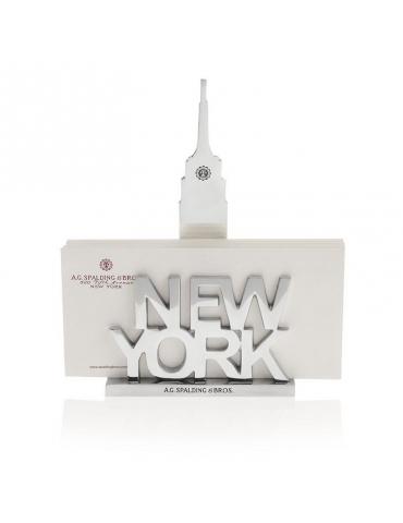 Porta Lettere Spalding & Bros NY Alluminio