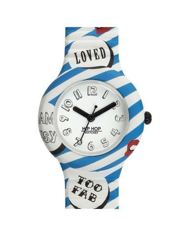 Orologio Hip Hop Donna Freaky Blue