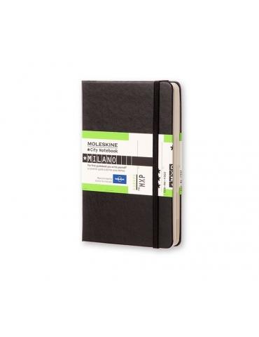 Taccuino Moleskine City Notebook Milano Pocket 9x14