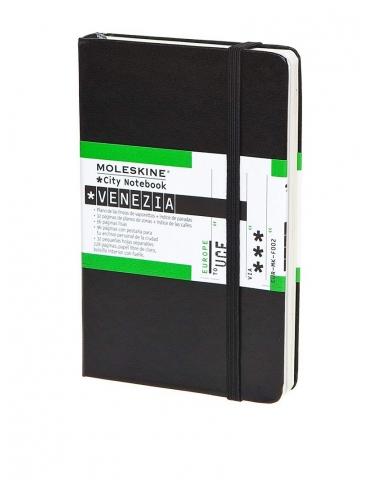 Taccuino Moleskine City Notebook Venezia Pocket 9x14