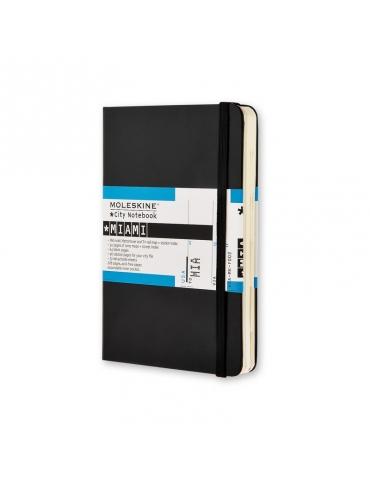 Taccuino Moleskine City Notebook Miami Pocket 9x14
