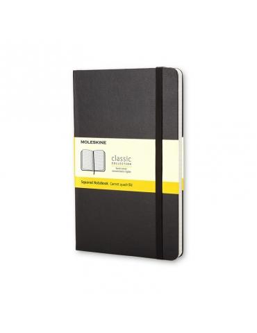 Taccuino Moleskine Classic Pocket 9x14 Hard Cover Quadretti