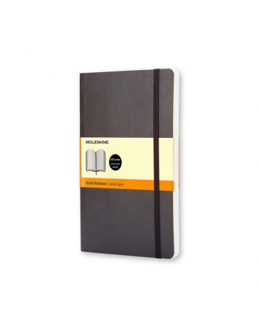Taccuino Moleskine Classic Pocket 9x14 Soft Cover Righe