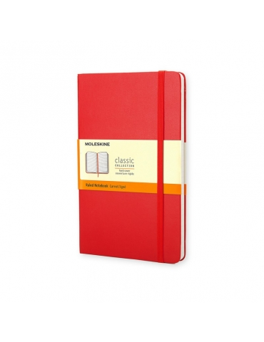 Taccuino Moleskine Classic Large 13x21 Hard Cover Righe