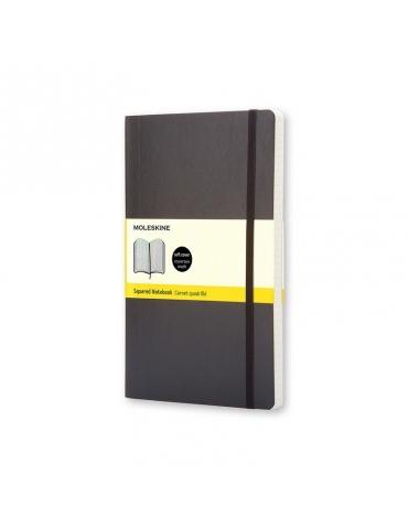 Taccuino Moleskine Classic Large 13x21 Soft Cover Quadretti